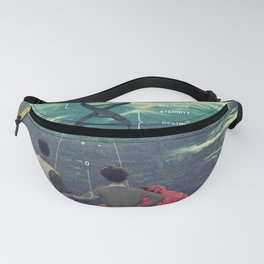 Distance And Eternity Fanny Pack