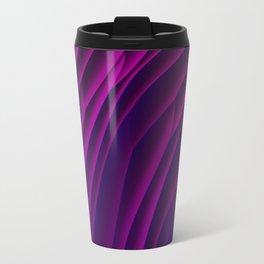 Deep Purple Travel Mug