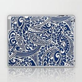 Hawaiian tribal pattern III Laptop & iPad Skin