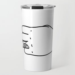 Do you feel different? Travel Mug
