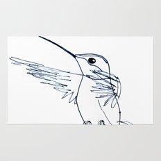 Hummingbird B Rug