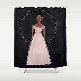 Kiki Layne Red Carpet #12 Shower Curtain