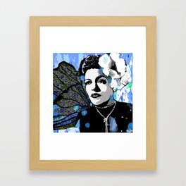 Billie Holiday  Framed Art Print