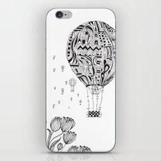 balloon trip iPhone & iPod Skin
