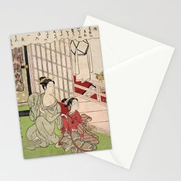 First Day of Autumn Stationery Cards