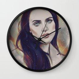 Katie Wall Clock