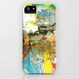 mundane iPhone Case