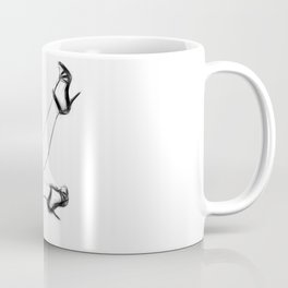 Legs Drawing Minimal Illustration Coffee Mug