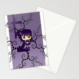 Sailor Saturn Stationery Cards