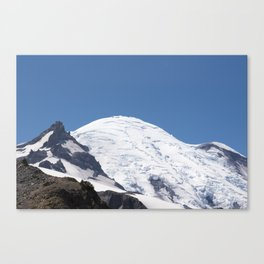 Little Tahoma Mount Rainier Canvas Print