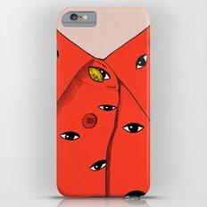 Eye pattern iPhone 6 Plus Slim Case