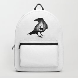 THE RAVEN AND THE DEER Backpack