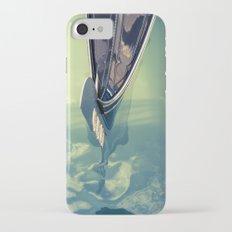 Gondola in Venice iPhone 7 Slim Case