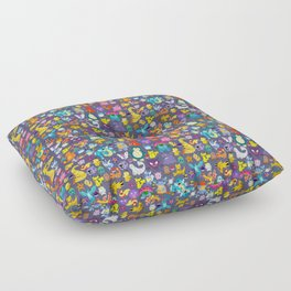 Pocket Collection 3 Floor Pillow