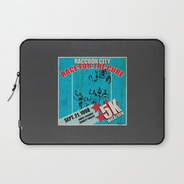 Race for the Cure: Run, Save Yourself Laptop Sleeve