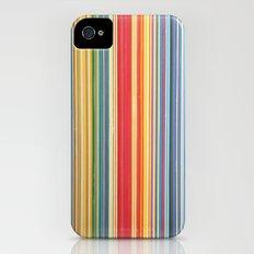 STRIPES 9 iPhone (4, 4s) Slim Case