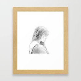Florence + The Machine - Sky Full of Song Portrait Framed Art Print