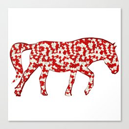 year of the horse: part 3 Canvas Print