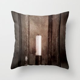 Vintage Lamp Legend Of Sleepy Hollow Throw Pillow