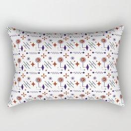 MOD LIFE Rectangular Pillow