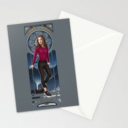 Art Nouveau - Jemma Simmons Stationery Cards