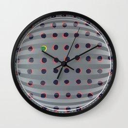 Dots - 3D circle Wall Clock