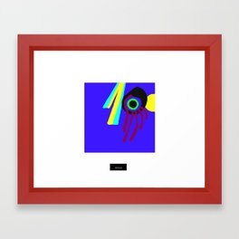 012 Framed Art Print