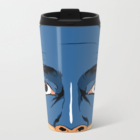 Dali Knight Metal Travel Mug