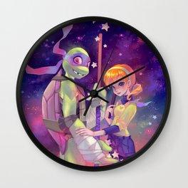 Lost Stars Wall Clock