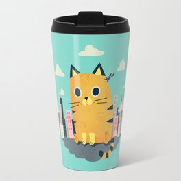 Catzilla Travel Mug