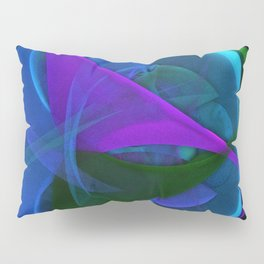 Interlacing Circles Pillow Sham