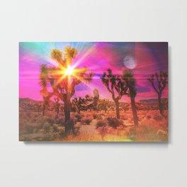Jupiter Desert: Noon Metal Print