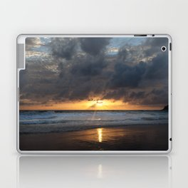 Sunset on Karon Beach Laptop & iPad Skin