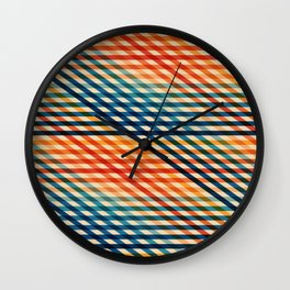 OvrlapToo Wall Clock