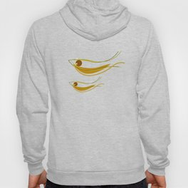 Fishes Hoody