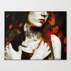 Love & Affection Canvas Print