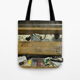 Tool Man Tote Bag