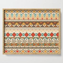 Aztec pattern 03 Serving Tray