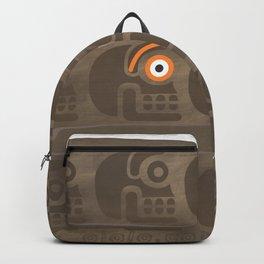 tzompantli's eye Backpack