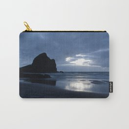Evening Waves Carry-All Pouch