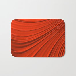 Renaissance Red Bath Mat