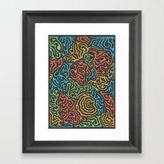 taste Framed Art Print