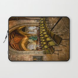 Cathedral Christmas Laptop Sleeve