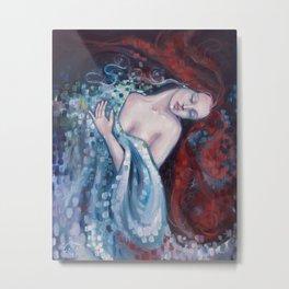 Sleeping Beauty by Kim Marshall Metal Print