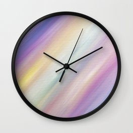 Among The Rings Wall Clock