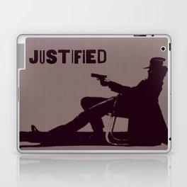 Justified ||| Laptop & iPad Skin