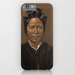St. Josephine Bakhita iPhone Case