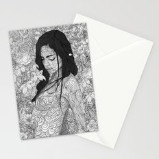 The Creation of Life Stationery Cards