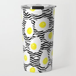 Egg Vibes Only Travel Mug