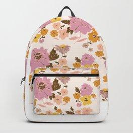 prairie floral Backpack